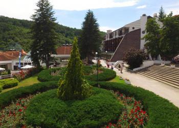 Pogled na hotel