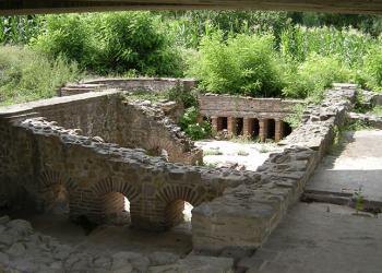 Ostaci rimskih termi